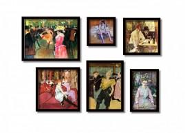 Lautrec, Henri De Toulouse Quadros Mais Famosos Do Pintor