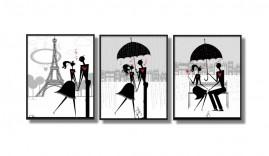 Quadros Decorativos O Amor É Lindo 1,20x50 Alta Qualidade
