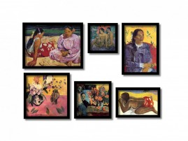 Paul Gauguin 6 Quadros Os Mais Famosos Do Pintor